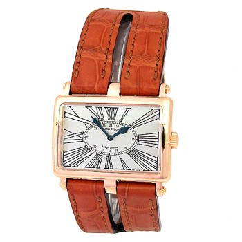 38mm Roger Dubuis 18k Rose Gold  Horloger Genevois Watch.