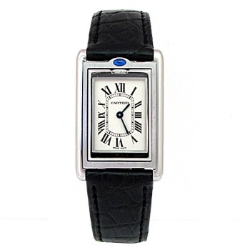 22MM X 32MM Cartier Stainless Steel Basculante Watch W1011258.