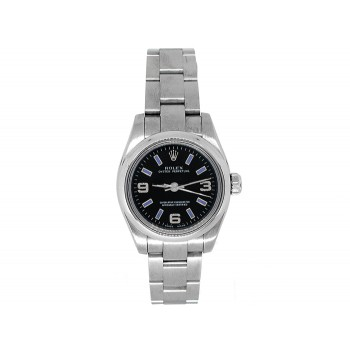Rolex Stainless Steel Oyster Perpetual Watch 34544