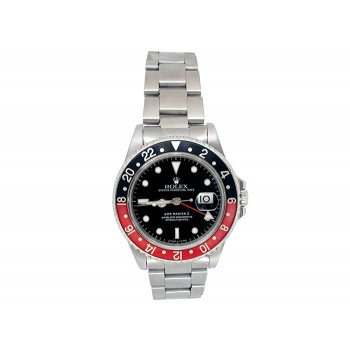 Rolex Stainless Steel GMT-Master II Watch 34606