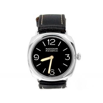 Panerai Stainless Steel Radiomir Watch 34626