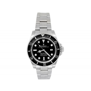 Rolex Stainless Steel Sea-Dweller Watch 34657