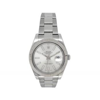 Rolex Stainless Steel Datejust II Watch 34663