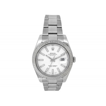 Rolex Stainless Steel Datejust II Watch 34665