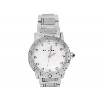 Bvlgari Stainless Steel  Watch 34671