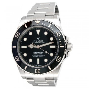 41mm Rolex Stainless Steel Oyster Perpetual Submariner No Date Watch *Brand New*